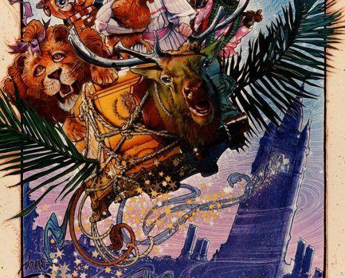 Drew Struzan - Mago de Oz