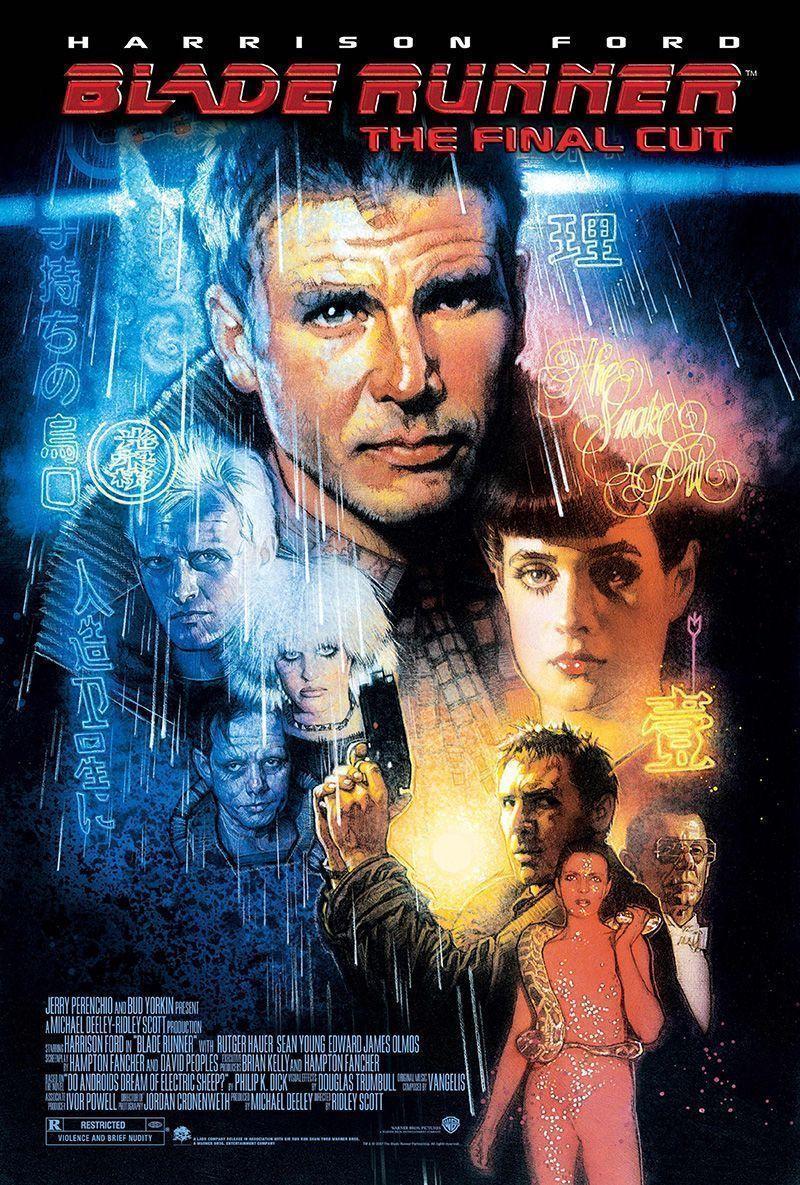 Drew Struzan Cartel Blade Runner