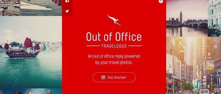 Qantas Email Instagram