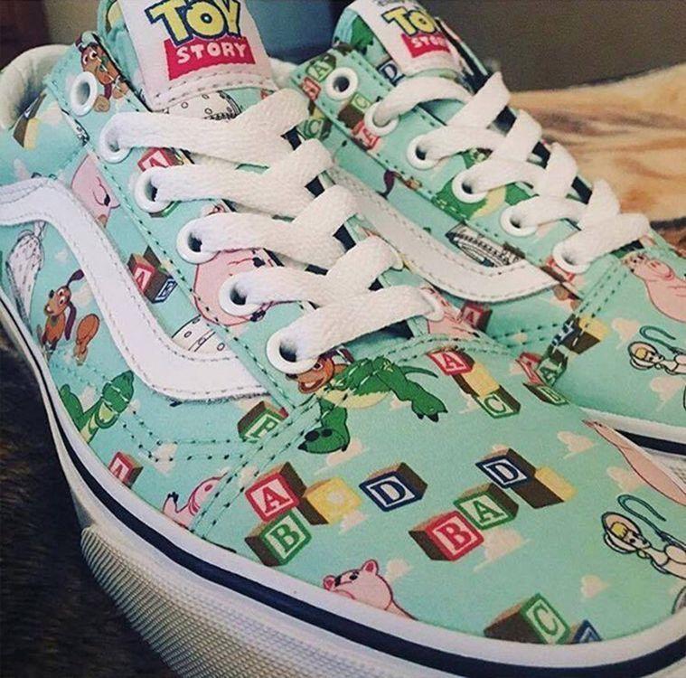 Colección Vans Toy Story
