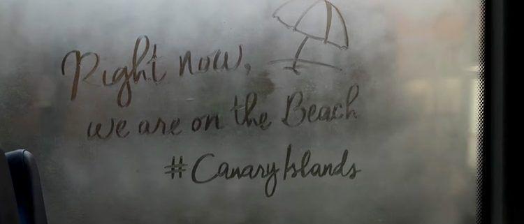 Campaña de Publicidad de las Islas Canarias