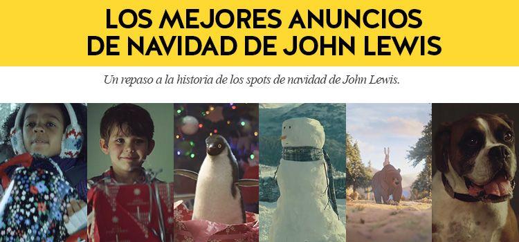 Los mejores anuncios de navidad de John Lewis