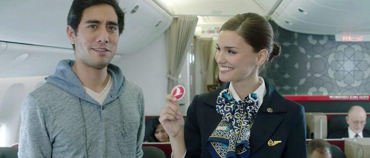 Turkish Airlines y Zach King