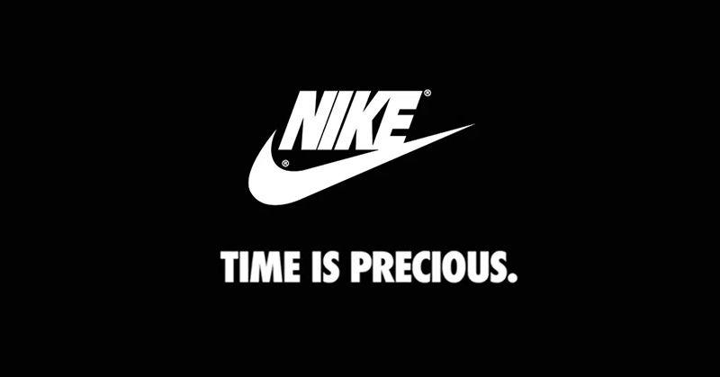 Nike | Time is Precious