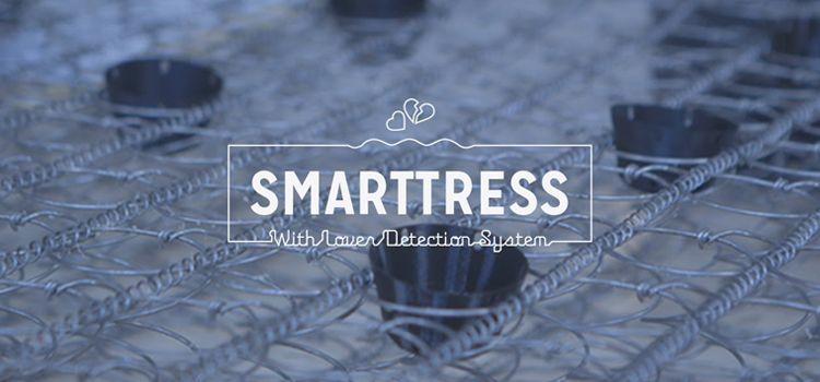 Smarttress, colchón inteligente