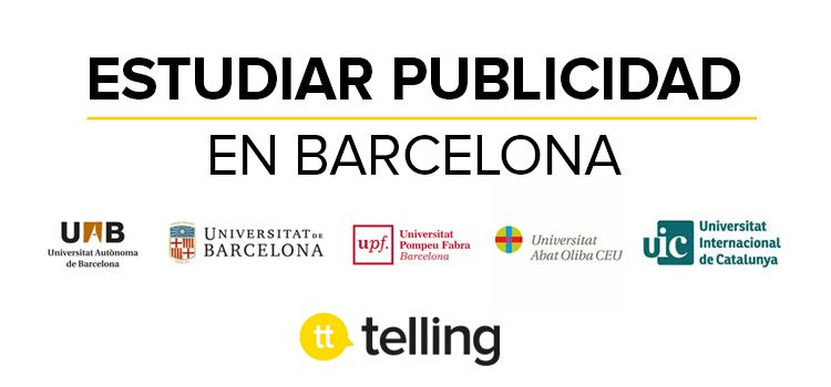 Estudiar Publicidad en Barcelona