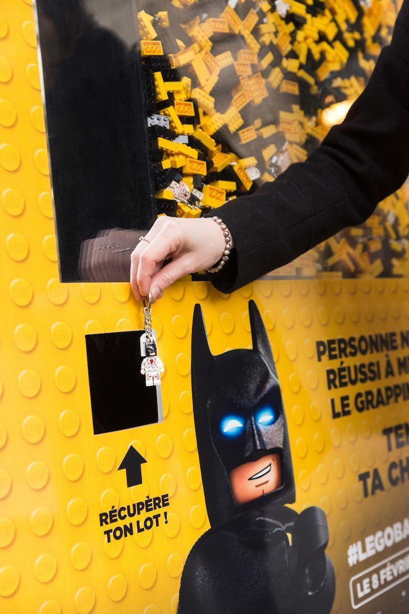 Marquesinas de Autobús Lego Batman