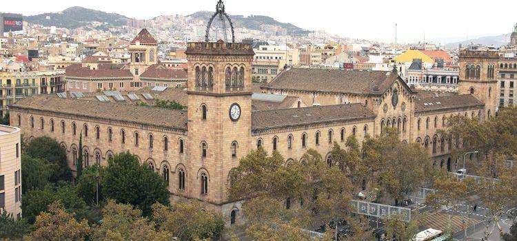 Publicidad en Universidad de Barcelona