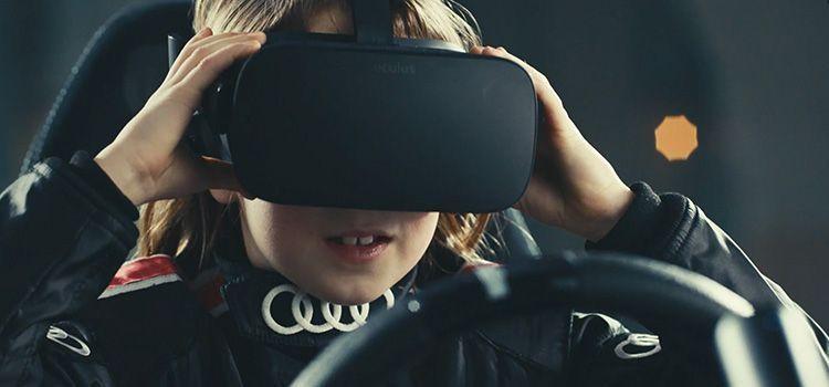 Realidad Virtual de Audi