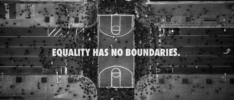 Spot de Nike - Equality