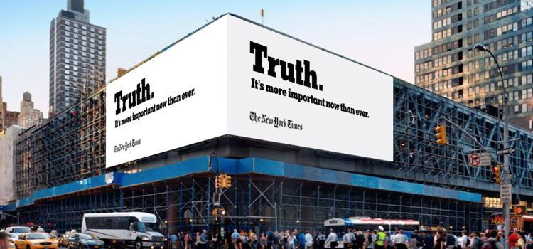 Spot del New York Times