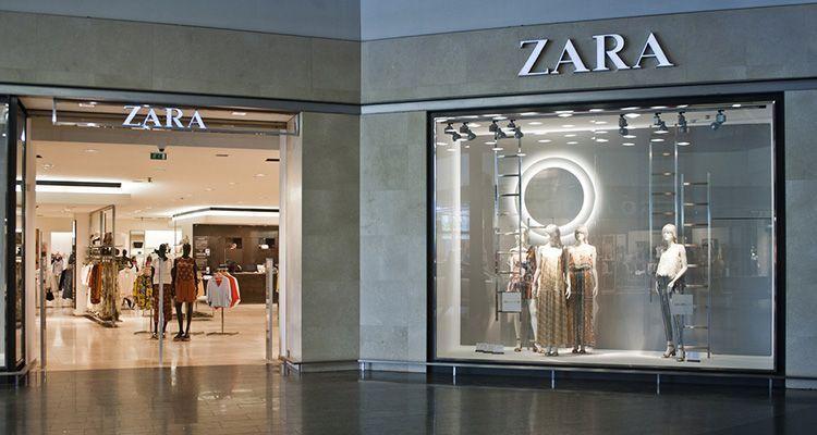 Escaparatismo de Zara