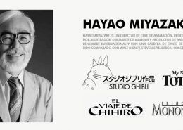 Grandes Ilustradores: Hayao Miyazaki