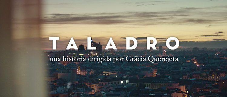 Spot del Corte Inglés Taladro
