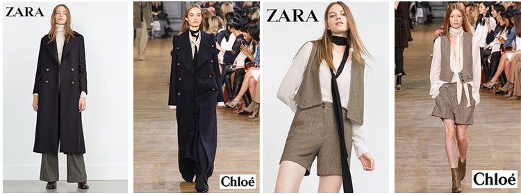 Tendencias en Zara