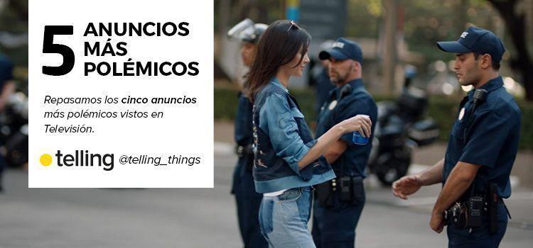 Los cinco anuncios más polémicos