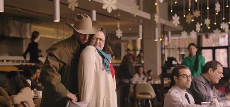 Spot de Harlequin Cowboy