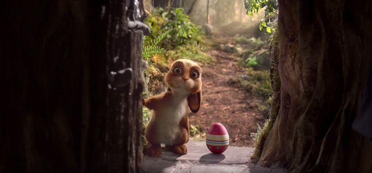 Origen del Conejo de Pascua Netto