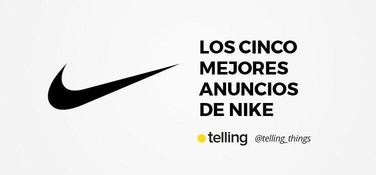 Los cinco mejores anuncios de Nike