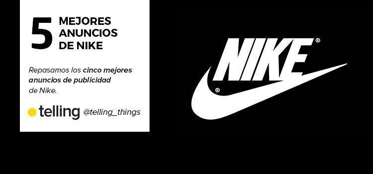 Los mejores anuncios de publicidad de Nike