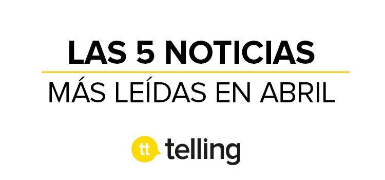 Noticias más leídas agencia de publicidad en Barcelona. telling
