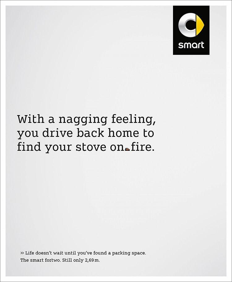 Campaña de Publicidad de Smart: Nagging