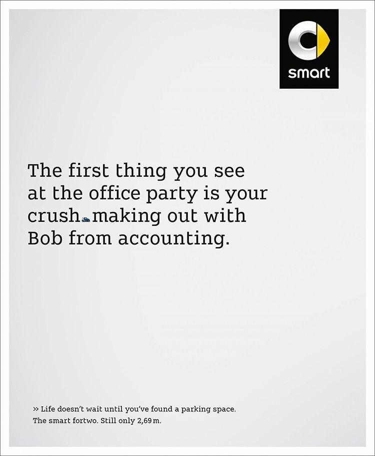 Campaña de Publicidad de Smart: Office Party