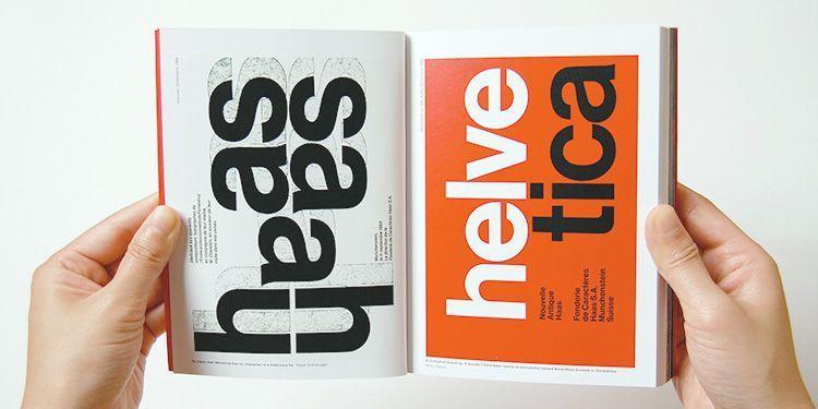 Características Tipografía Helvetica
