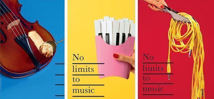 Campaña Gráfica de la Filarmónica de París