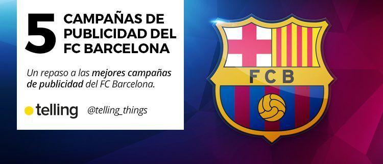 Publicidad del FC Barcelona