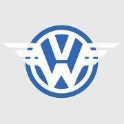 Gráfica minimalista Wolkswagen