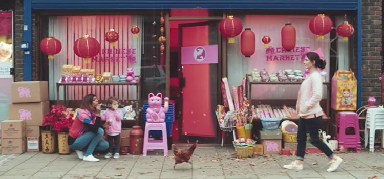 Pink Kittens uso smartphone