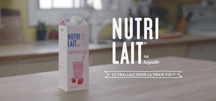Spot de Nutrilait
