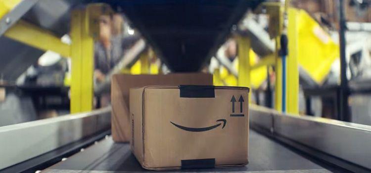 Spot Navideño de Amazon