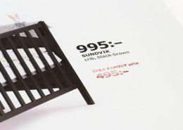Anuncio gráfico de Ikea