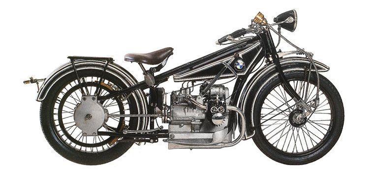 Motocicleta BMW R32