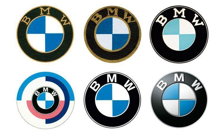 Evolución Logotipo de BMW