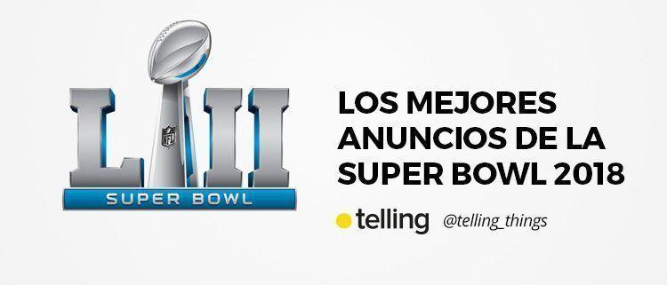 Los mejores anuncios de la Super Bowl