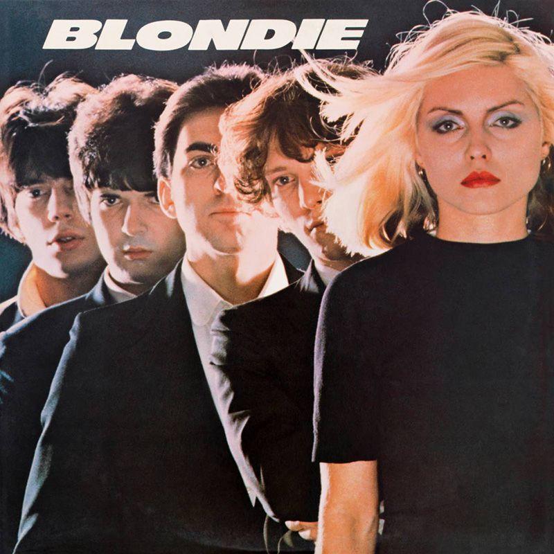 Mejores portadas de discos: Blondie