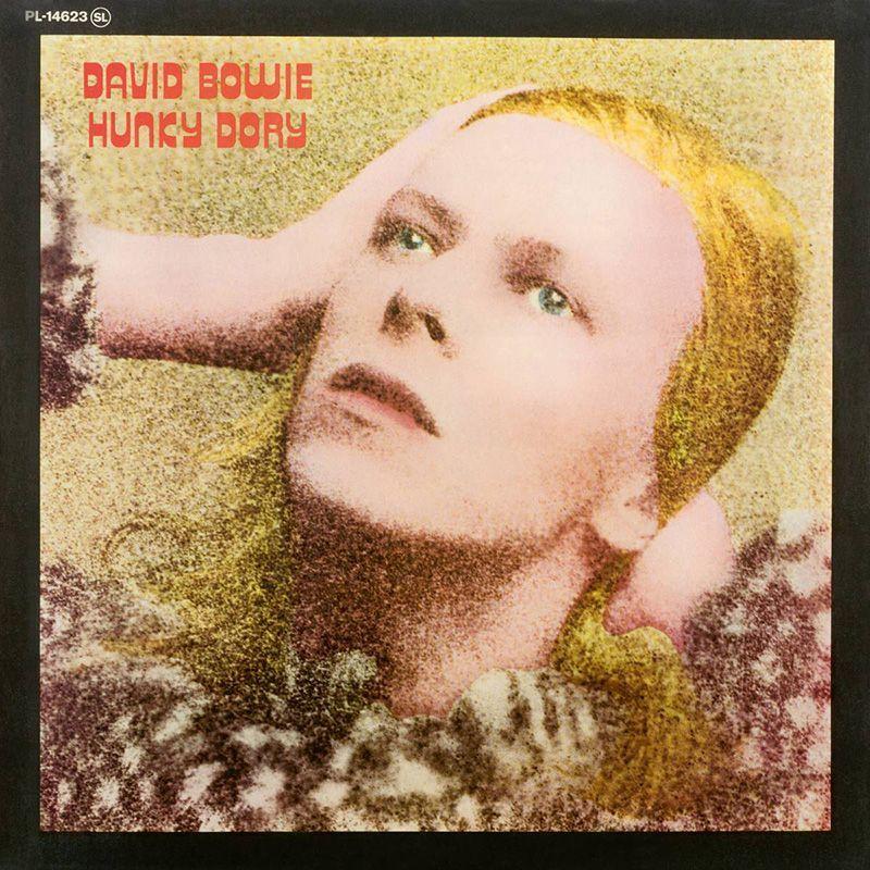 Mejores portadas de discos: Bowie