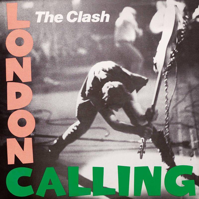 Mejores portadas de discos: The Clash