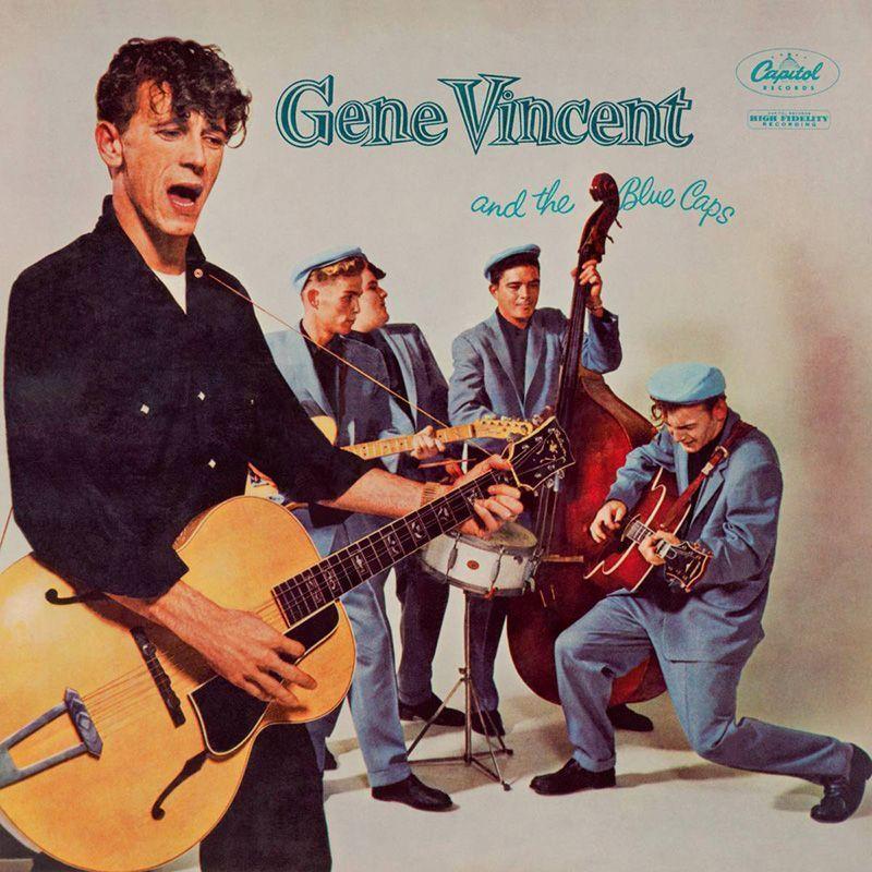 Mejores portadas de discos: Gene Vincent
