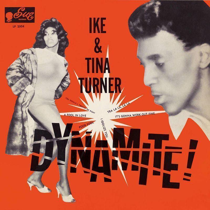 Mejores portadas de discos: Tina Turner