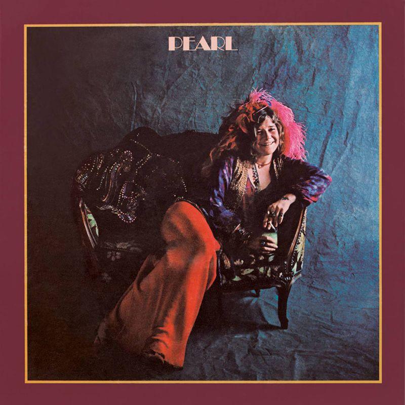 Mejores portadas de discos: Pearl