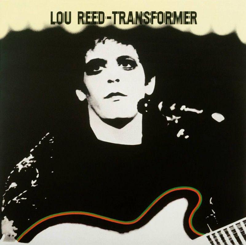 Mejores portadas de discos: Lou Reed