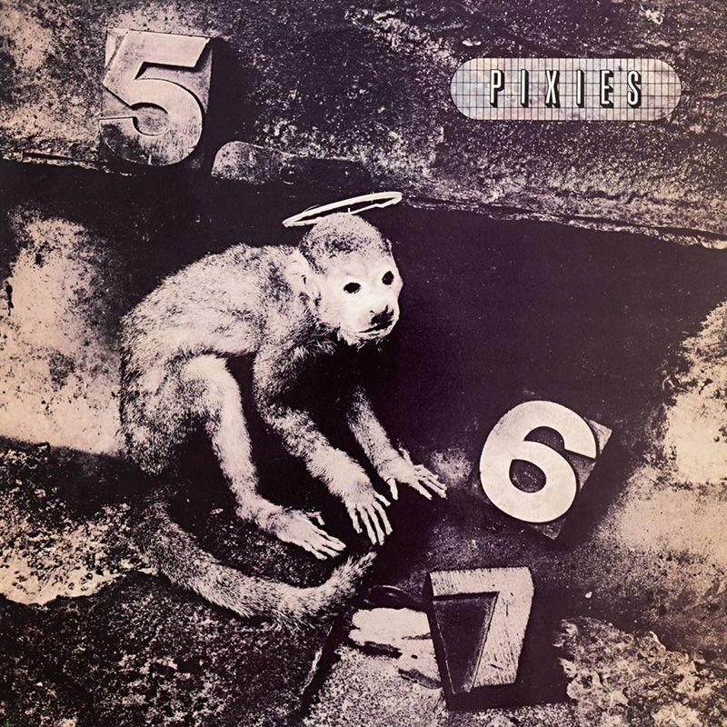 Mejores portadas de discos: Pixies