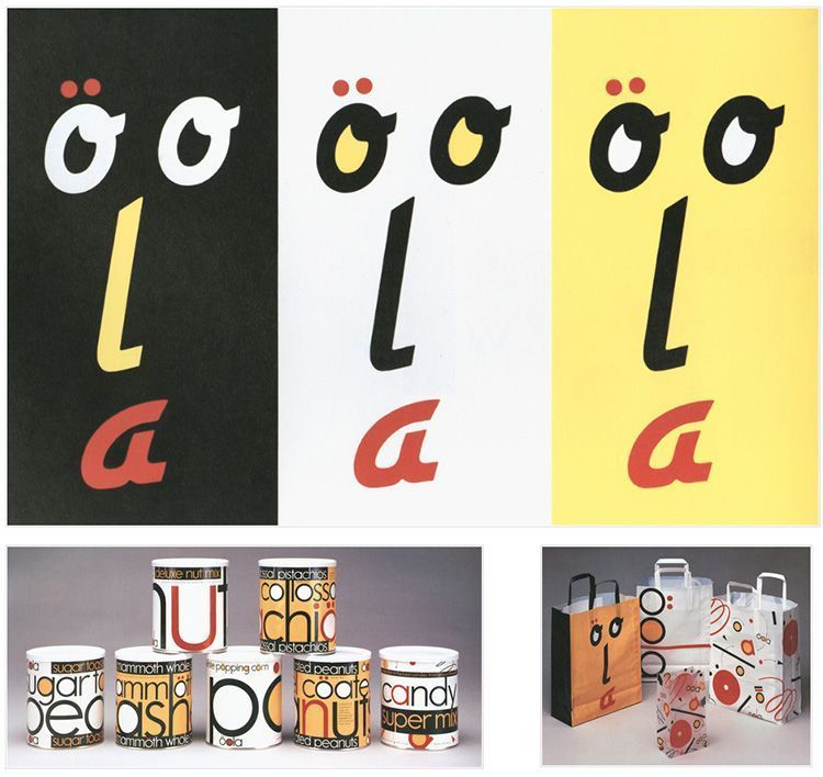 Paula Scher Design