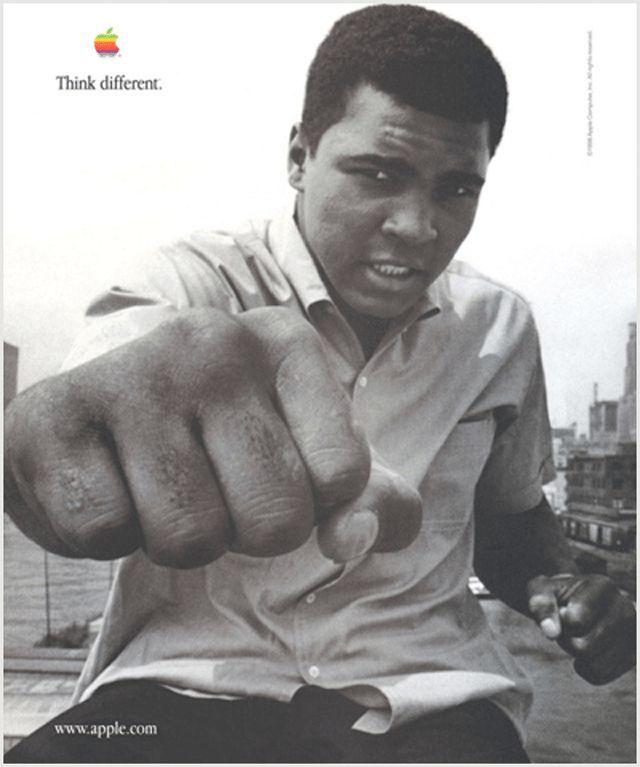 Think Different - Muhamed Ali