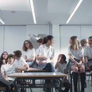 Campaña de Netflix contra el acoso escolar