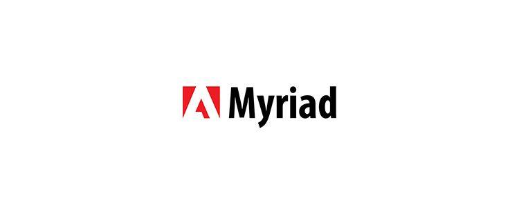 Tipografía Logo Adobe